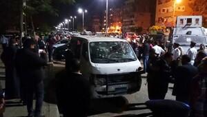 Mısır'da 8 polis öldürüldü