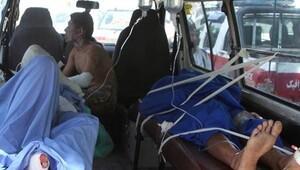 Afganistan'da trafik kazası: 73 ölü