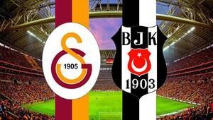 Galatasaray-Beşiktaş derbisi için nefesler tutuldu