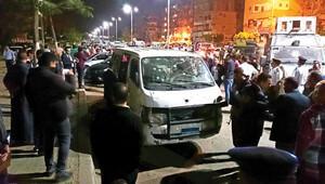 Mısır'da IŞİD saldırısı: 8 polis öldürüldü