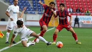 Mersin İdmanyurdu 0-1 Antalyaspor