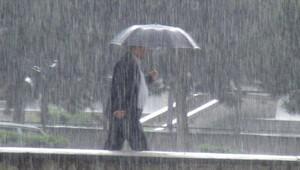 Meteorolojik sağanak yağış uyarısı