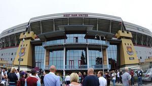 West Ham United Upton Park'a veda ediyor