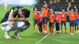 Medipol Başakşehir:2 Fenerbahçe: 1 - Maç Özeti