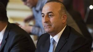 Dışişleri Bakanı Mevlüt Çavuşoğlu: 'En kalıcı çözüm siyasi çözümdür diyoruz'