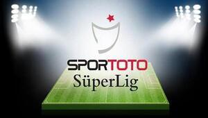 Spor Toto Süper Lig'de 33. hafta programı değişti