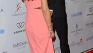 Liam Payne ve Cheryl kırmızı halıda aşklarını resmi olarak ilan etti