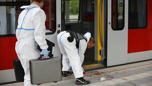 Münih tren istasyonunda saldırı: 1 ölü 3 yaralı