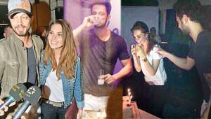 Murat Boz'dan Aslı Enver'e romantik doğum günü kutlaması