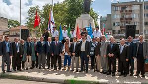 Türk Dünyası Kültür ve Spor Şöleni Mustafakemalpaşa'da yapıldı