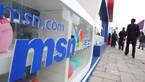 Microsoft MSN'i Çin'de tamamen kapatıyor