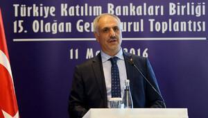Çelik: 'Katılım bankaları için güzel gelişmeler olacak'
