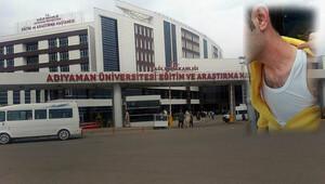 Adıyaman'da hastanede güvenlikçiler ve 112 Acil ekibi arasında kavga