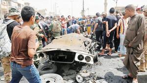 IŞİD, Bağdat'a saldırdı: 86 ölü