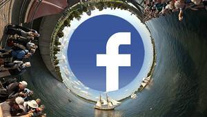 Facebook 360 derece fotoğraf desteği sunabilir!