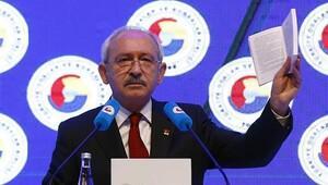 CHP lideri Kılıçdaroğlu'na soruşturma