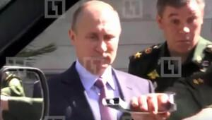 Putin'e ordudan kötü sürpriz