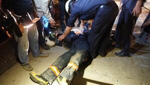 Kadıköy'de 2 işçi boya yapmak için girdikleri tünelde zehirlendi