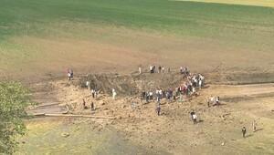 Diyarbakır'daki patlamada korkunç görüntü