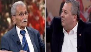 Canlı yayında kavga: MHP'liler birbirine girdi