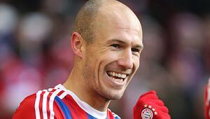 Robben'den Beşiktaş'a büyük jest
