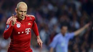 Robben'in evinde transfer görüşmesi