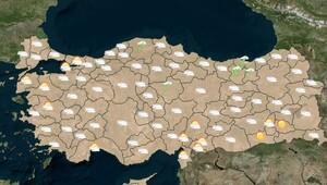 Meteoroloji'den kritik uyarı! İstanbul, Ankara, İzmir hava durumu