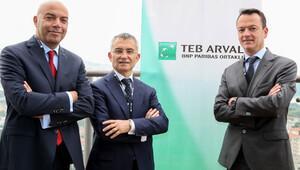 TEB Arval'dan yeni proje
