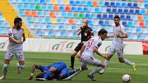 Kayseri Erciyesspor: 3 - Samsunspor: 0