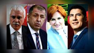 MHP Genel Başkan adayları bir araya geldi