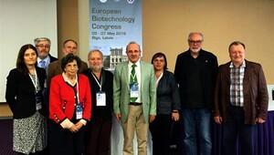 ERÜ'lü profesör 3. kez Avrupa Biyoteknoloji Derneği başkanı seçildi