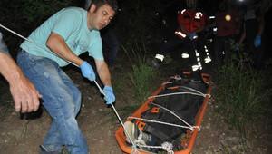 Manisa'da ava çıkan kişi kendini vurdu