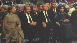 Sümeyye Erdoğan'ın nikahından ilk görüntüler! Nikah şahitleri Gül ve Davutoğlu oldu