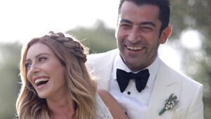 Sinem Kobal ve Kenan İmirzalıoğlu'nun düğün fotoğrafları ses getirdi!