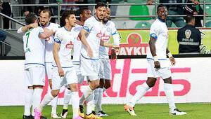 Çaykur Rizespor 1-0 Gaziantepspor