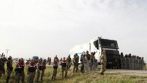 Kahramanmaraş'ta konteyner kent gerginliği