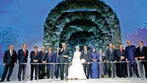 Sümeyye Erdoğan'ın nikahı: Ceylanını evlendirdi
