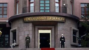 Genelkurmay: 17 PKK'lı etkisiz hale getirildi