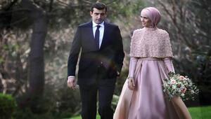 Sümeyye Erdoğan ve Selçuk Bayraktar'ın nişan fotoğrafları ortaya çıktı