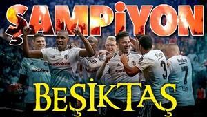 Beşiktaş 3-1 Osmanlıspor (Beşiktaş şampiyon)