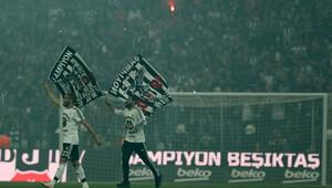 Avrupa'da Beşiktaş coşkusu