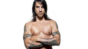 Red Hot Chili Peppers solisti Anthony Kiedis hastanelik oldu