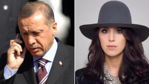 Erdoğan'dan Jamala'ya tebrik telefonu
