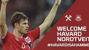 West Ham Nordtveit'i transfer etti