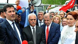 MHP'de muhalifler arasında kriz
