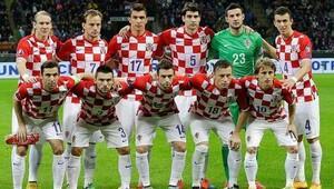 Hırvatistan'ın aday kadrosu açıklandı!