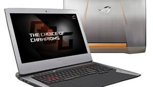 ASUS'un yeni ROG dizüstü bilgisayarı G752 Türkiye'ye geliyor