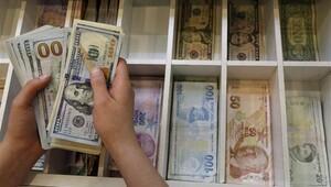 Dolar dün fırladı bugün düşüyor