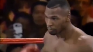 Neden 1995'teki bir boks maçının görüntüleri interneti çıldırttı? İşte cevabı...