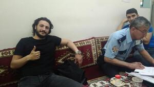 Erdem Şen gözaltına alındı